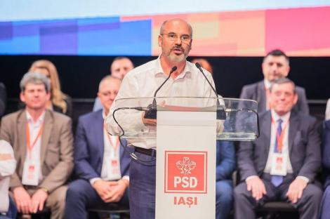 Liderul PSD Iaşi: Chirica este cu un pas în PNL. El niciodată n-a făcut politica PSD, nici măcar când a candidat