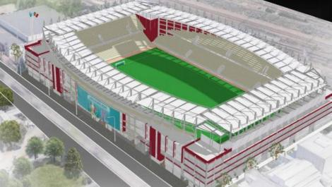 Contractele pentru stadioane au fost actualizate cu inflaţia, iar stadioanele s-au scumpit cu 40 la sută. Arena din Giuleşti nu va fi gata pentru Euro-2020 - Erbaşu