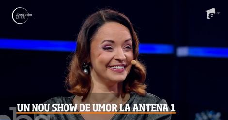 """""""Antitalent"""", la Antena 1. Dan Bittman: """"Am aflat că Andreea Marin nu vrea să mă ia de bărbat!"""""""