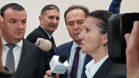 Sorina Pintea: Data de 8 decembrie, propusă pentru rezidenţiat, este o dată decentă