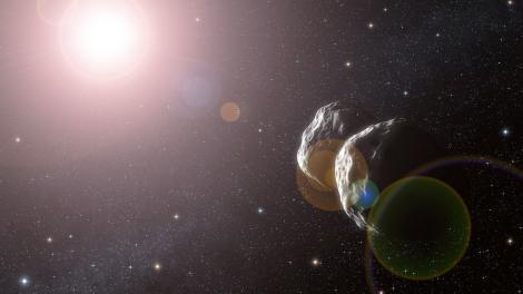 NASA şi ESA lucrează împreună la o strategie pentru devierea asteroizilor