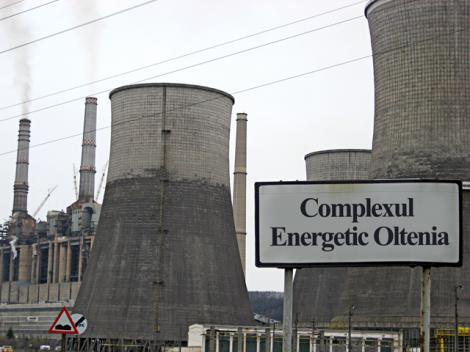 ANRE a modificat licenţa Complexului Energetic Oltenia, unul din cei mai mari producători de energie din ţară