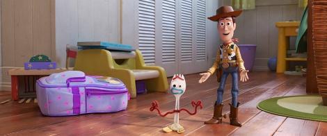 """""""Toy Story 4"""" este a cincea producţie Disney care a depăşit un miliard de dolari încasări în 2019"""