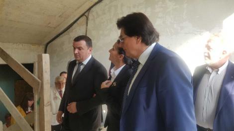 Noua clădire a Spitalului de Copii din Timişoara nu va fi finalizată în acest an, fiind încă nevoie de bani