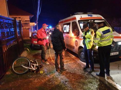 Sibiu: Bărbatul care a provocat accidentul în care o femeie şi copilul ei de 7 ani au murit a fost arestat