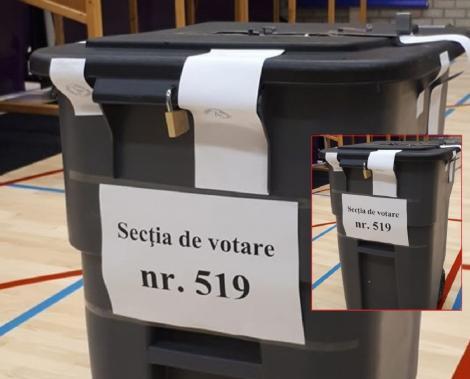 Alegeri Prezidențiale 2019. Incredibil! Voturile românilor ajung în pubele de gunoi, în Olanda! Foto