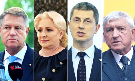 Alegeri Prezidențiale 2019. Rezultate OFICIALE  anunțate de BEC:  Iohannis - 37,49%, Dăncilă - 22,69%, Barna - 14,7%