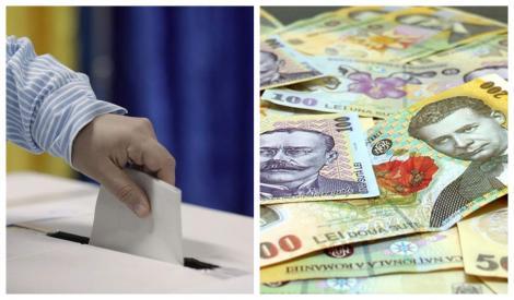 Alegerile Prezidențiale 2019 sunt cele mai scumpe de până acum! Au costat enorm! Câți bani s-au cheltuit pentru ca românii să își aleagă președintele