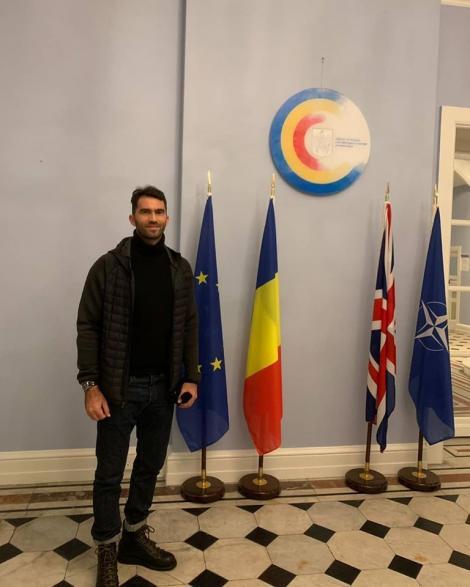 Alegeri prezidenţiale 2019: Horia Tecău a votat la Londra, naţionala feminină de tenis de masă a votat la Tokyo