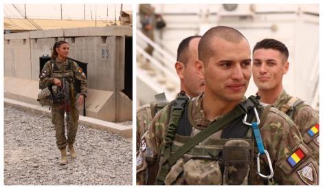 """Alegeri Prezidențiale 2019. Au votat cu armele la ei, imediat după ce au scăpat cu viață dintr-o misiune, în Afganistan! """"Sunt cei mai buni ambasadori ai României"""" Galerie foto"""