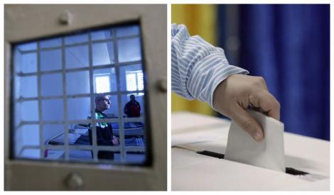 Alegeri Prezidențiale 2019. Câți deținuți din România și-au ales președintele. Numărul este uluitor!