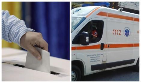 Alegeri Prezidențiale 2019. A vrut să voteze și a murit! Un bărbat a decedat chiar la ieșirea din secția de votare, în Lugoj! Care a fost cauza