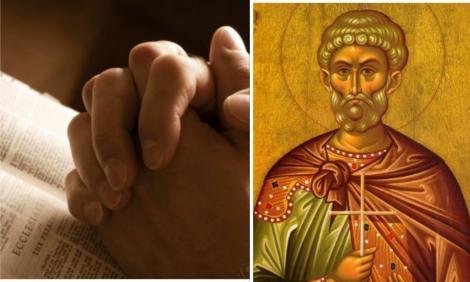 Sfântul Mina, 11 noiembrie. Rugăciunea care îți aduce înapoi tot ce ai pierdut