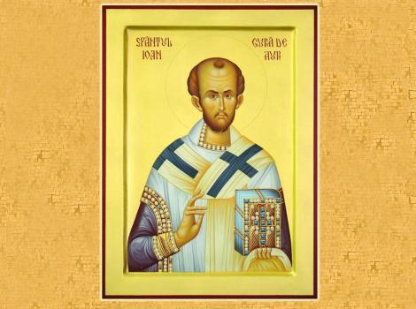 Calendar ortodox. Când pică Sfântul Ioan Gură de Aur și ce tradiție trebuie să rspecți pentru a fi păzit de ghinion până la finalul anului