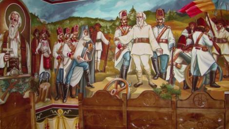 Calendar ortodox 12 noiembrie. Un mare sfânt român este cinstit marți, cruce neagră