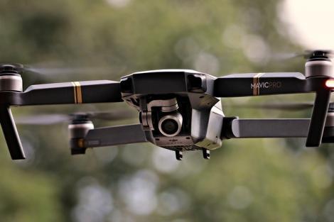 Persoanele dispărute vor putea fi găsite cu ajutorul dronelor!  Aparatele zburătoare au fost puse în funcțiune și transmit informațiile în timp real