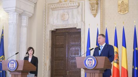 Klaus Iohannis, după căderea Guvernului Maia Sandu: Demersul este îndreptat împotriva intereselor pe termen mediu şi lung ale cetăţenilor/ Sprijinul României va fi strict condiţionat de continuarea reformelor