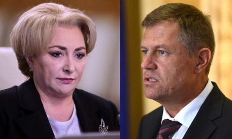 """E oficial! Klaus Iohannis nu va merge la dezbaterea publică cu Viorica Dăncilă: """"Nu poate fi niciun schimb de idei cu reprezentanta unui partid care a guvernat împotriva românilor!"""""""