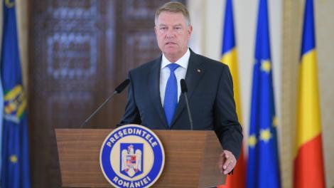 """Klaus Iohannis anunță că organizează propria dezbatere electorală: """"Vasilica Viorica Dăncilă a fost parte activă a tuturor mârlăniilor pesediste"""""""