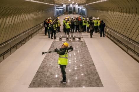 Metroul din Drumul Taberei are un nou termen de finalizare. Noul director general Metrorex a făcut anunțul