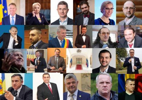 Alegeri prezidențiale 2019: Rezultate Finale, topul rușinii. Șase candidați au obținut sub 1%