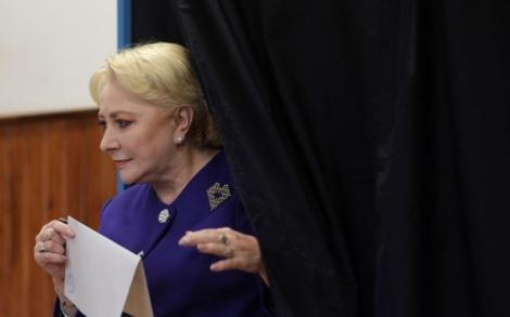 Alegeri prezidențiale 2019. Ce ar face Viorica Dăncilă dacă ar ajunge președintele României