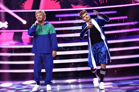 Biebăre, care ești? Blonzi, cu ochi albaștri, nici ei nu mai știu cine a fost Bieber și cine Ed Sheeran! Un show marca Liviu Vârciu și Andrei Ștefănescu!