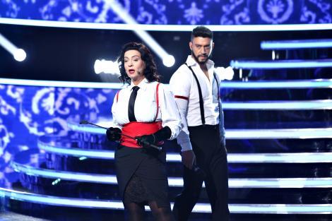 """Monica Anghel, mai sexy ca niciodată! Madonna și Maluma au încins atmosfera la """"Te cunosc de undeva!"""""""