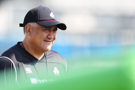 Tehnicianul Jamie Joseph rămâne selecţioner al naţionalei de rugby a Japoniei până în 2023