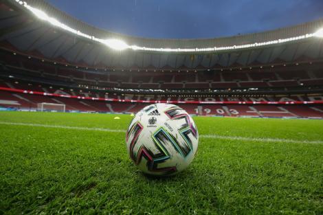 """""""Tricolorii"""" vor testa la meciul cu Spania mingea oficială a EURO 2020, Uniforia"""