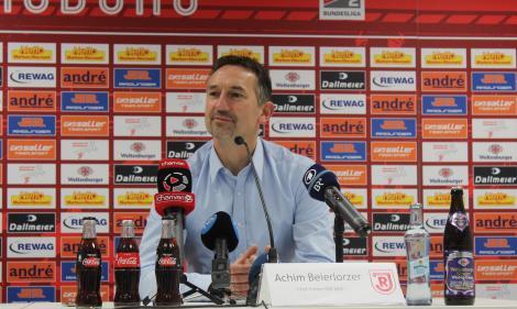 Bundesliga: Achim Beierlorzer a fost dat afară de la echipa de pe locul 17, FC Koln, şi numit la conducerea tehnică a formaţiei lui Maxim, Mainz, de pe locul 16