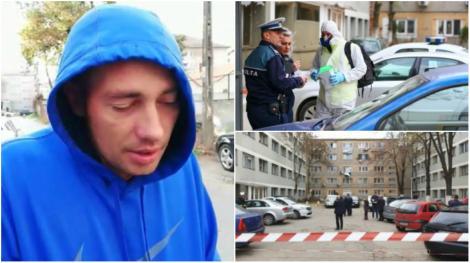 """Tatăl bebelușului de nouă zile mort în blocul din Timișoara a povestit, cu lacrimi în ochi, cum s-a luptat să își salveze copilul: """"Am făcut resuscitare cât am putut..."""""""