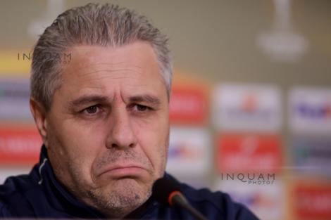 Şumudică după Spania - România: În continuare am mers pe mâna unor jucători care nu activează la cluburi, este incredibil ce se întâmplă