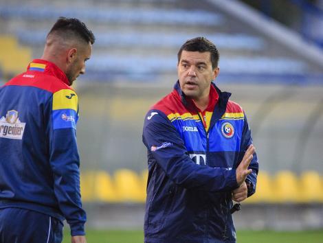 Contra a confirmat la interviurile de la zona mixtă că nu va continua la echipa naţională