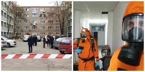 """A fost identificată substanța care a provocat moartea celor trei persoane de la Timișoara. Medic: """"E de un alt tip decât cel cu care suntem noi obişnuiţi"""""""