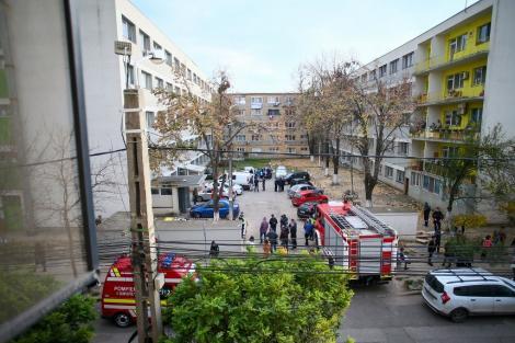 Timişoara: Patronul firmei care a făcut deratizarea şi dezinsecţia în blocul unde au murit trei oameni a fost reţinut/ 20 de persoane, majoritatea copii, încă sunt în spital