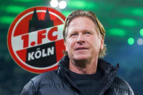 Markus Gisdol este noul antrenor al echipei FC Koln