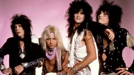 Trupa Mötley Crüe se reuneşte după cinci ani de la turneul de adio