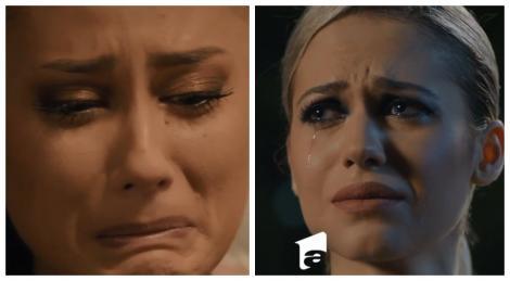 """Ioana și Lili vor vărsa lacrimi amare în """"Sacrificiul""""! Andrei va lua o decizie necugetată! """"E vina ta pentru tot!"""""""