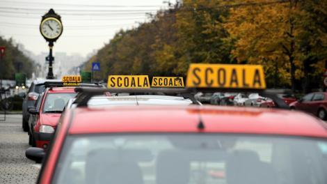 Reguli noi. Proba la traseu pentru obținerea permisului de conducere, modificări majore. Polițistul nu va mai fi în mașină