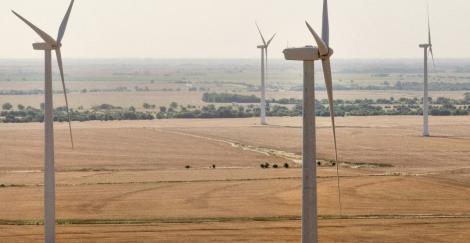 Enel Green Power începe construcţia unui parc eolian de 299 MW în SUA, investiţie de 450 de milioane de dolari