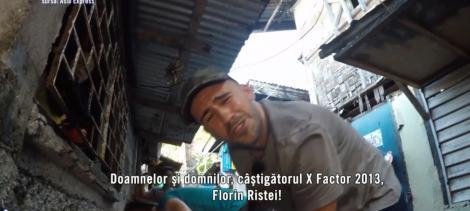 """Frații Ristei au spălat haine la lighean pe stradă, în """"Asia Express""""! Florin Ristei, dezvăluire fabuloasă despre fratele lui! """"Am uitat să vă zic"""" - Video"""