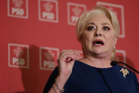 """Viorica Dăncilă regretă apelativul """"ăștia"""", dar susține că nu-i aparține! Ce explicații a dat candidatul PSD"""