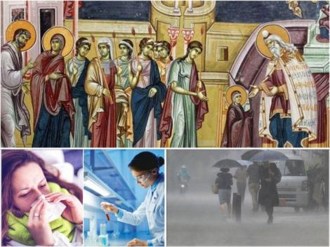 Intrarea Maicii Domnului în Biserică. Predicții și profeții pentru anul 2020