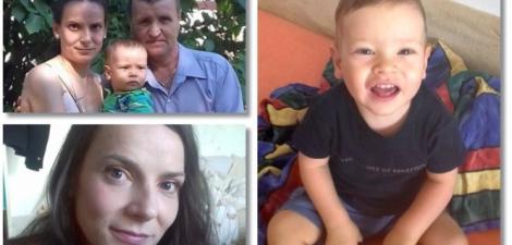 Femeia moartă în urma operațiunii de deratizare va fi înmormântată lângă copilul ei. Soțul îndurerat, externat astăzi, pentru câteva ore