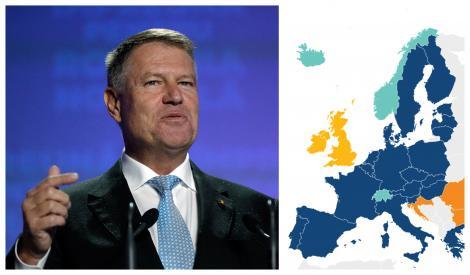 Vestea anului pentru români! Iohannis a anunțat când intrăm în spațiul Schengen