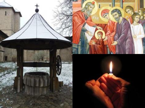 Calendar ortodox: Intrarea Maicii Domnului în Biserică. Obiceiul care îți arată cine îți este sortit