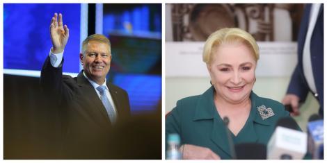 Klaus Iohannis și Viorica Dăncilă fac ultimele eforturi înainte de alegeri. Cum s-au pregătit cei doi candidați