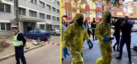 """Armata a intervenit în blocul din Timișoara! Ce a găsit echipa de decontaminare în apartamente: """"În dulapuri și pe haine..."""""""