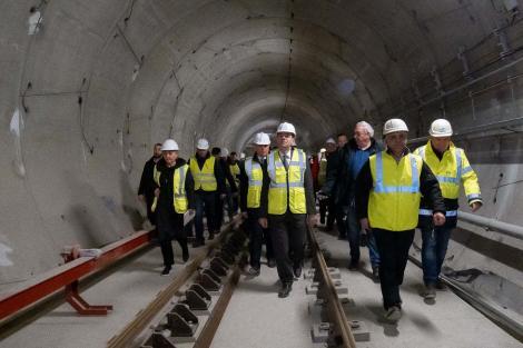 Ministrul Transporturilor spune că Răzvan Cuc a dezinformat în mod deliberat opinia publică spunând că magistrala 5 de metrou va fi gata la sfârşitul anului 2019